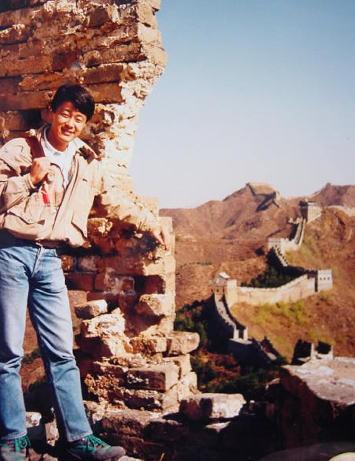 万里の長城、3-4回は行ったな~。1KMほど歩きましたが、よくぞこんなものを造ったもんです。月からも見えるそうですよ!脱帽!